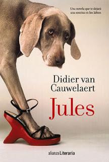 portada del libro Jules