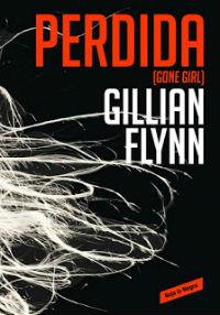 portada del libro perdida gone girl de Gillian Flyn