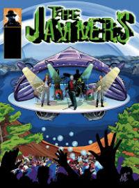 portada del libro The Jammers de Magnus Dagon