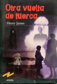 portada del libro Otra vuelta de tuerca de Henry James