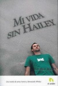 portada del libro mi vida sin hailey